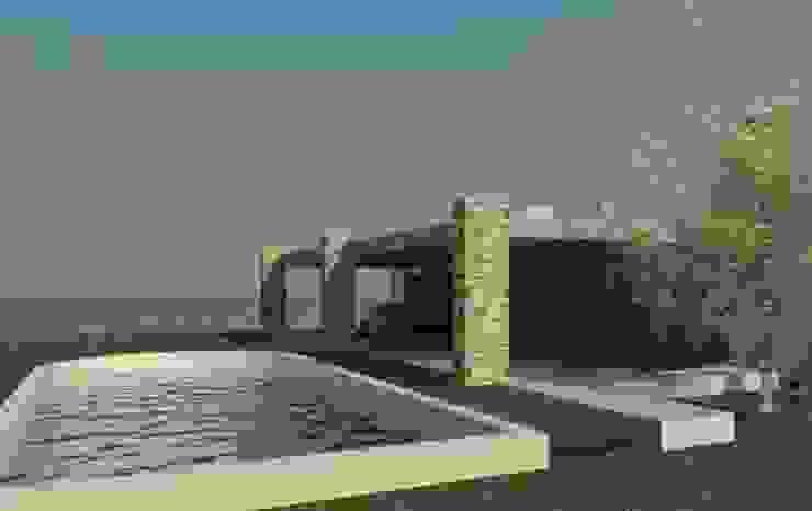 by Patricio Galland Arquitectura Eclectic