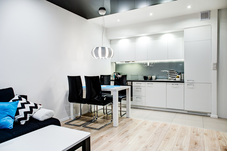 Cocinas de estilo  por Perfect Space,