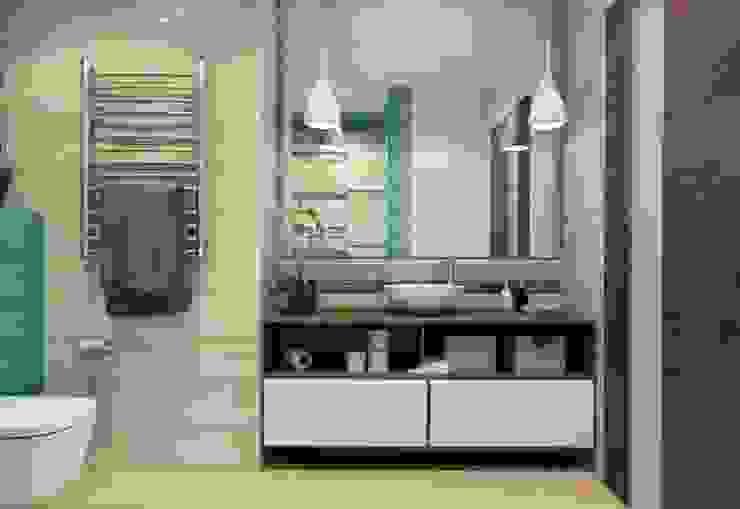 ДизайнМастер Eclectic style bathroom