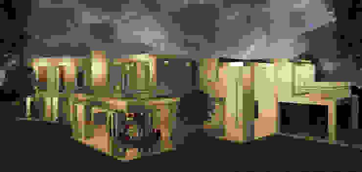 HOUSE SOONDARJEE by T4 Architects