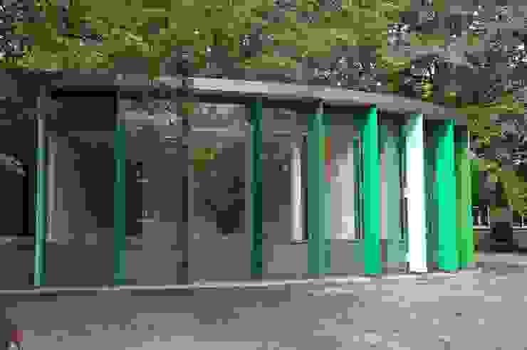 Ospedali moderni di Cathrin Büsse Innenarchitektur Moderno