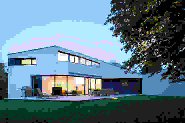 Jardin moderne par WSM ARCHITEKTEN Moderne