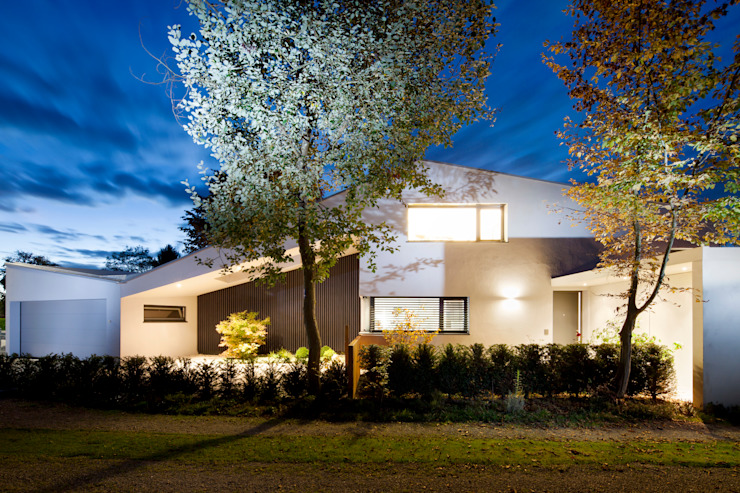 Modern home by WSM ARCHITEKTEN Modern