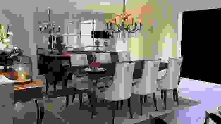 Karadavut Villa Modern Yemek Odası VERO CONCEPT MİMARLIK Modern