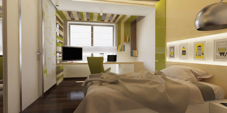 Nursery/kid's room by VERO CONCEPT MİMARLIK