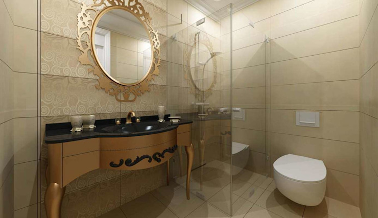 Bathroom by VERO CONCEPT MİMARLIK