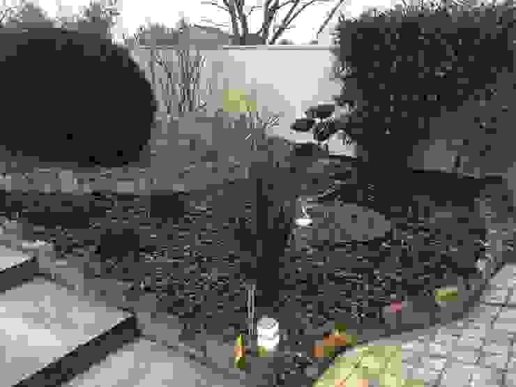 Modern garden by DCPAYSAGE Modern Slate