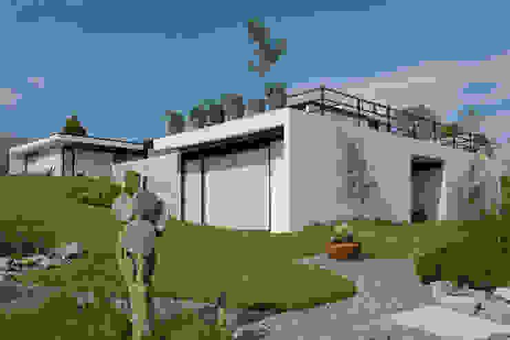 Modern style bedroom by Estudio Manuel Peredo Modern