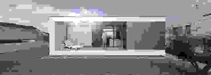 LOTEAMENTO ALTO DOS MOINHOS Casas modernas por Rúben Ferreira | Arquitecto Moderno