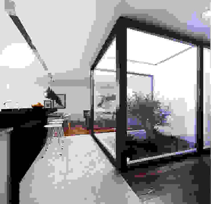 LOTEAMENTO ALTO DOS MOINHOS Cozinhas modernas por Rúben Ferreira | Arquitecto Moderno