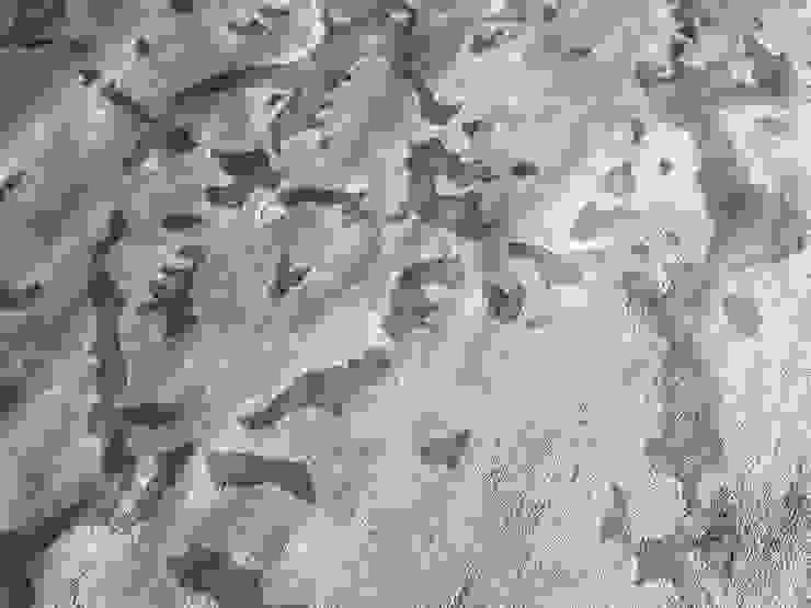 TAPETES de FLAM RUGS Moderno Textil Ámbar/Dorado