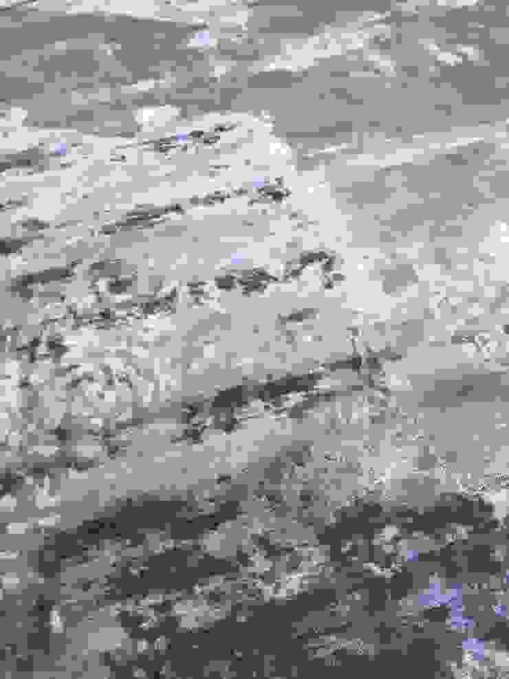 BIMBA JUAN RUG de FLAM RUGS Moderno Textil Ámbar/Dorado