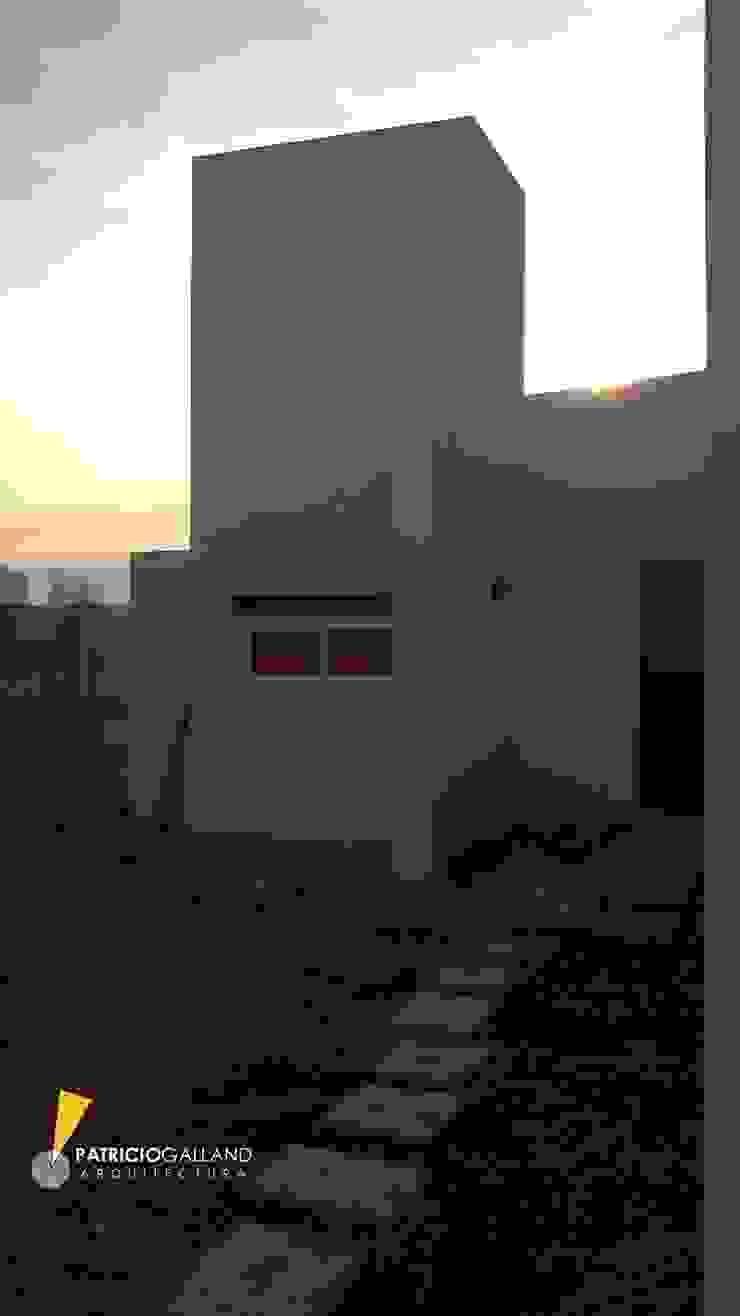 Casa Didi Casas de estilo ecléctico de Patricio Galland Arquitectura Ecléctico