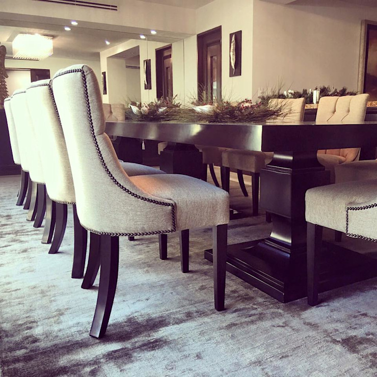 Modern Dining Room by FLAM RUGS Modern