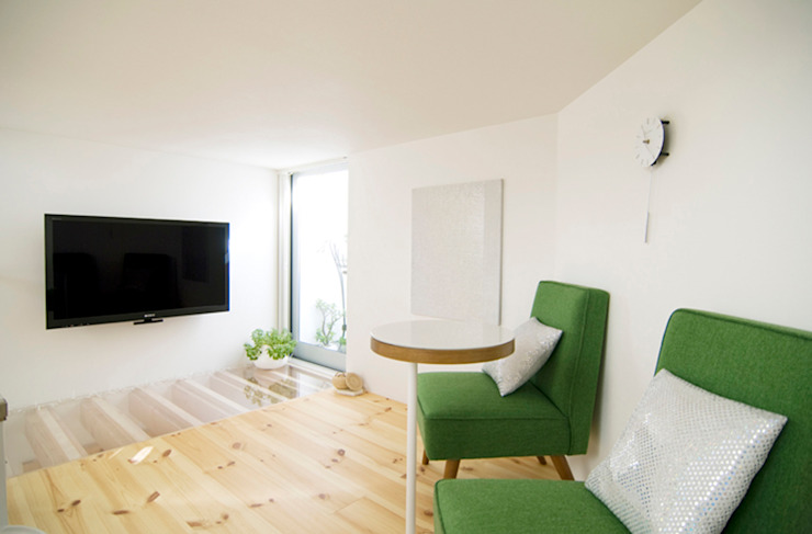 Living room by 星設計室, Minimalist