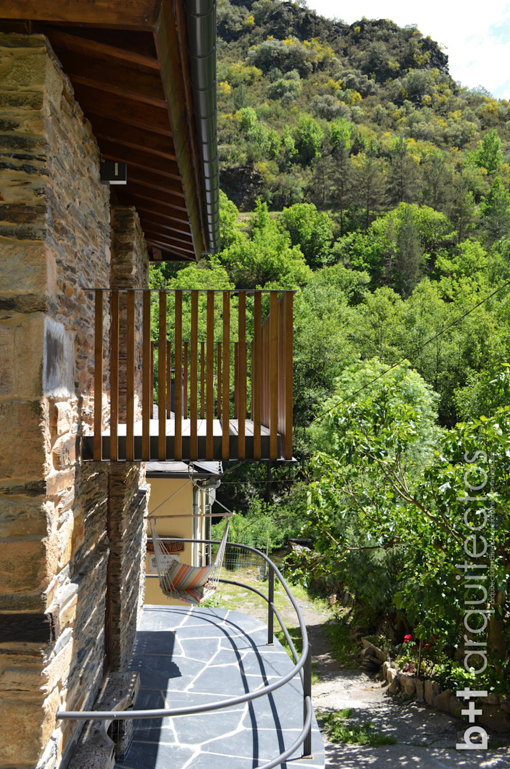 by b+t arquitectos Country