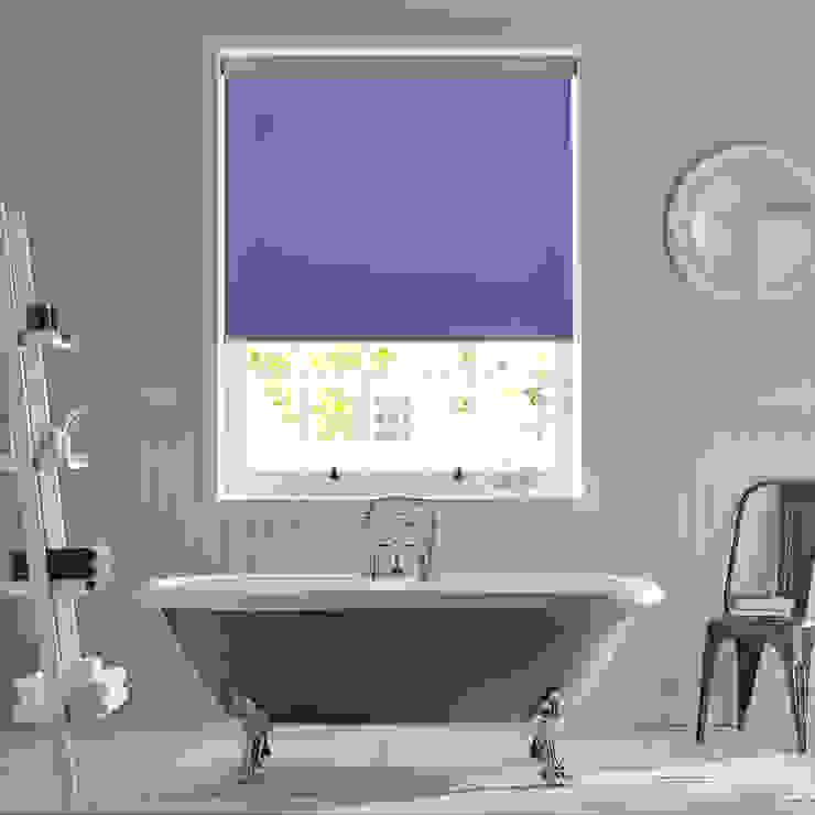Roller Blinds with ULTRA control Appeal Home Shading ห้องน้ำสิ่งทอและของตกแต่งอื่นๆ