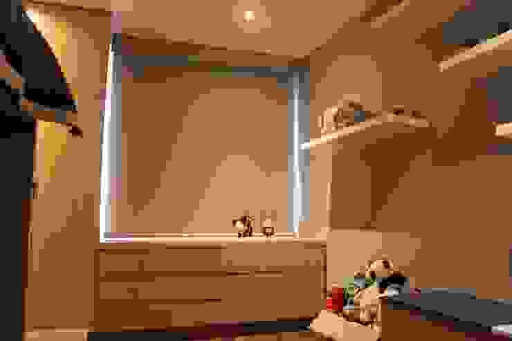 Habitaciones infantiles de estilo  por homify, Moderno Madera Acabado en madera