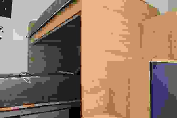 Habitacion para niños pequeños Cuartos infantiles de estilo moderno de homify Moderno Madera Acabado en madera