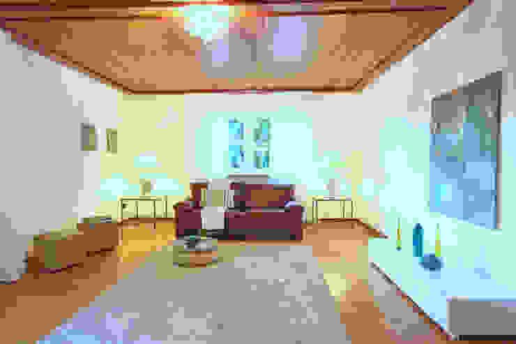 Birgit Hahn Home Staging Living room Green