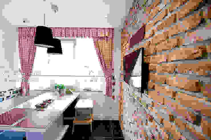 Rustikale Küchen von Doğaltaş Atölyesi Rustikal Ziegel