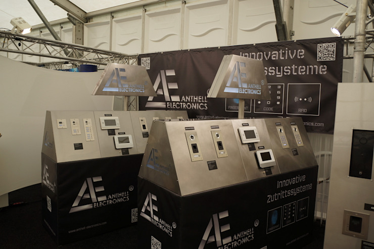Anthell Electronics Pintu & Jendela Modern