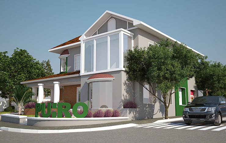 Cecyn Arquitetura + Design