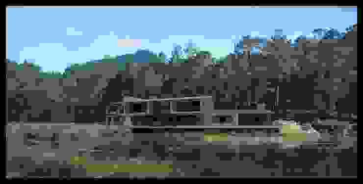 Modern Houses by Arq. Rodrigo Culebro Sánchez Modern