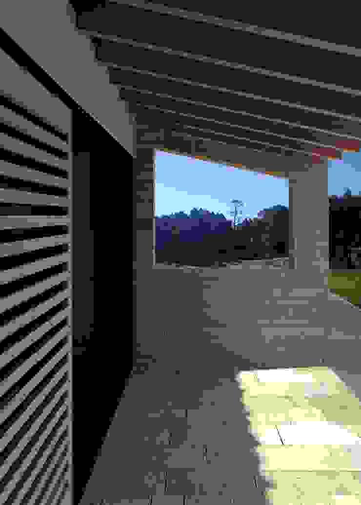 Modern Windows and Doors by Arq. Rodrigo Culebro Sánchez Modern