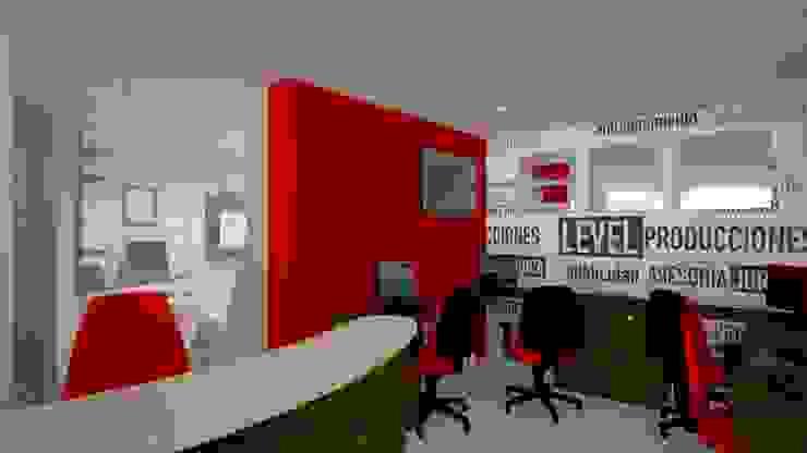 Zona de ejecutivos de Ivan Gomez Arquitecto Moderno