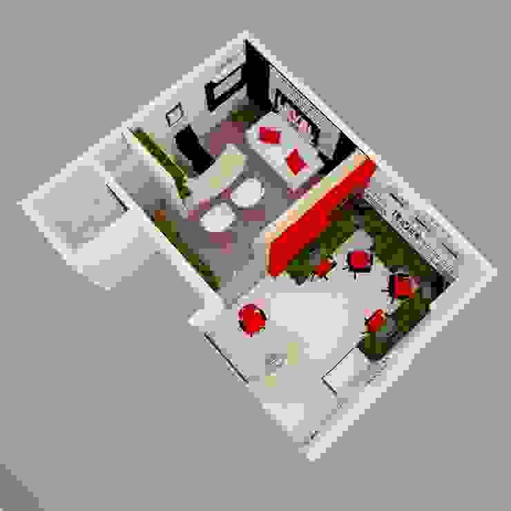 Perspectiva de Ivan Gomez Arquitecto Moderno