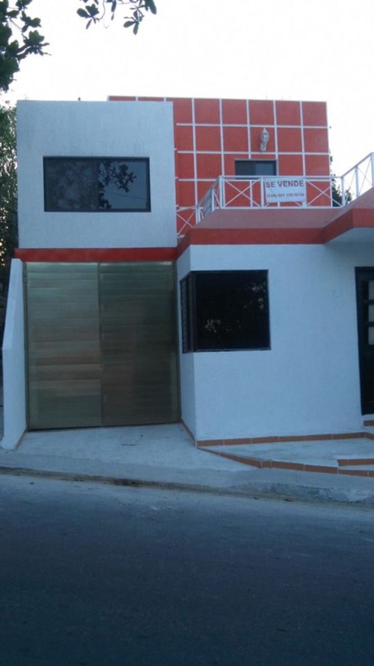 Arkam Balcones y terrazas modernos de Arkcam Proyectos Moderno