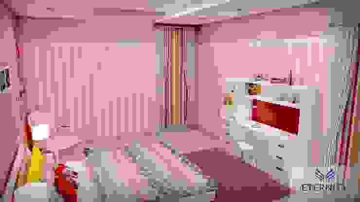 Interior design Eternity Designers Modern style bedroom
