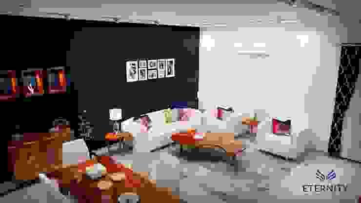 Salon de style  par Eternity Designers, Moderne
