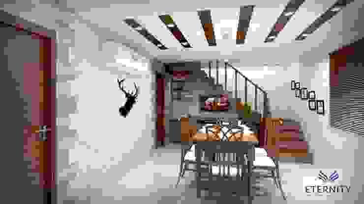 Interior design Eternity Designers Modern dining room