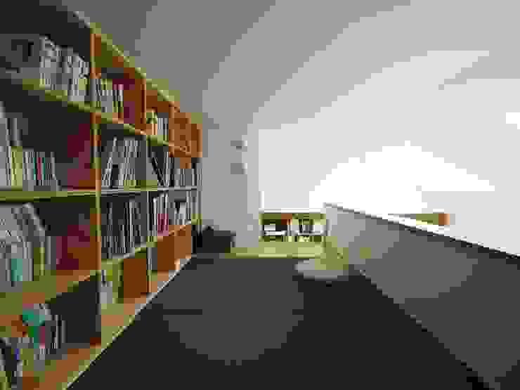 せいじの樹 北欧デザインの 書斎 の SQOOL一級建築士事務所 北欧