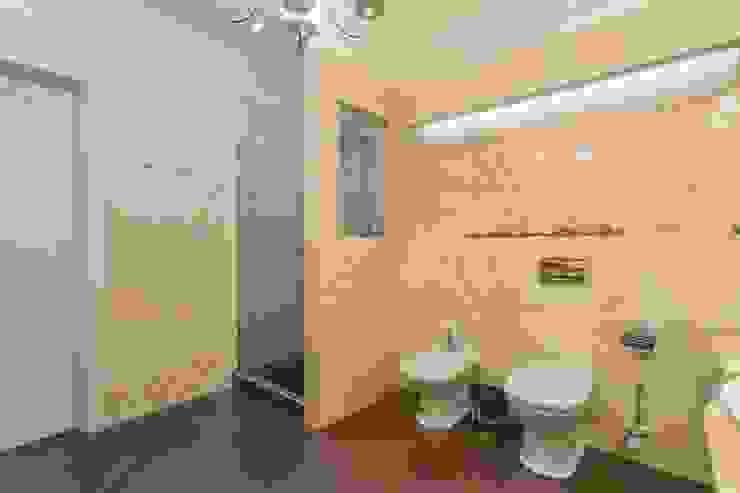 Bellarte interior studio Scandinavian style bathroom