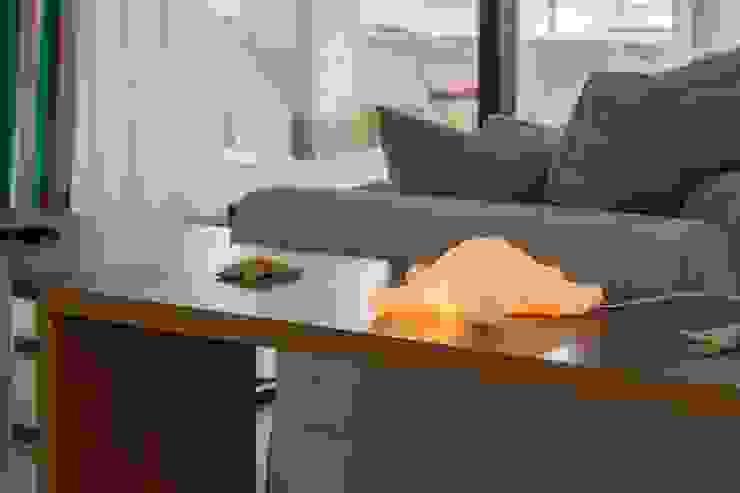 Bellarte interior studio Scandinavian style living room
