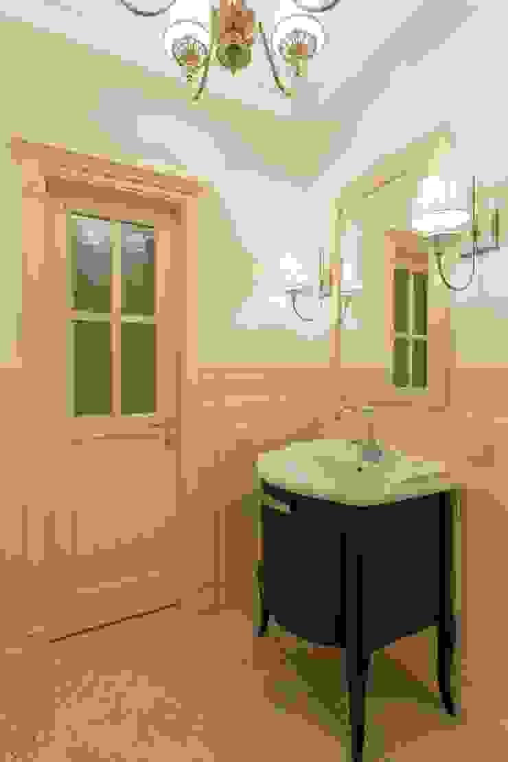 Bellarte interior studio Salle de bain méditerranéenne