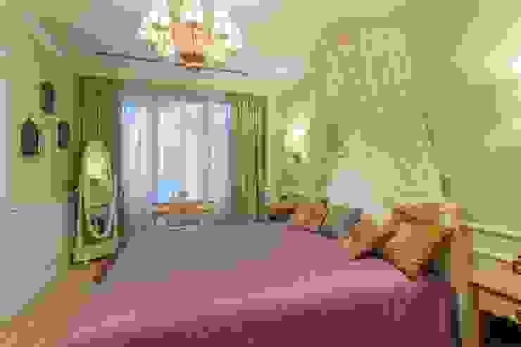 Bellarte interior studio Mediterranean style bedroom