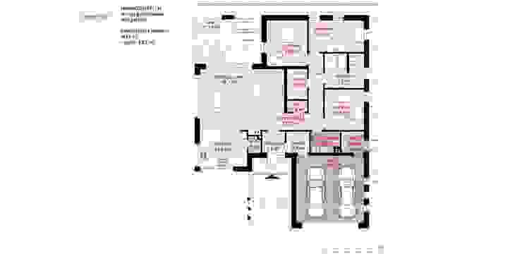 Projekt domu HomeKONCEPT 31 HomeKONCEPT | Projekty Domów Nowoczesnych