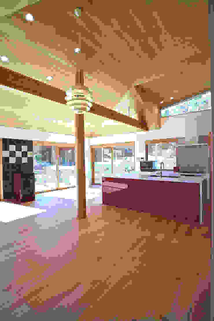 アトリエ・アースワーク Scandinavian style kitchen
