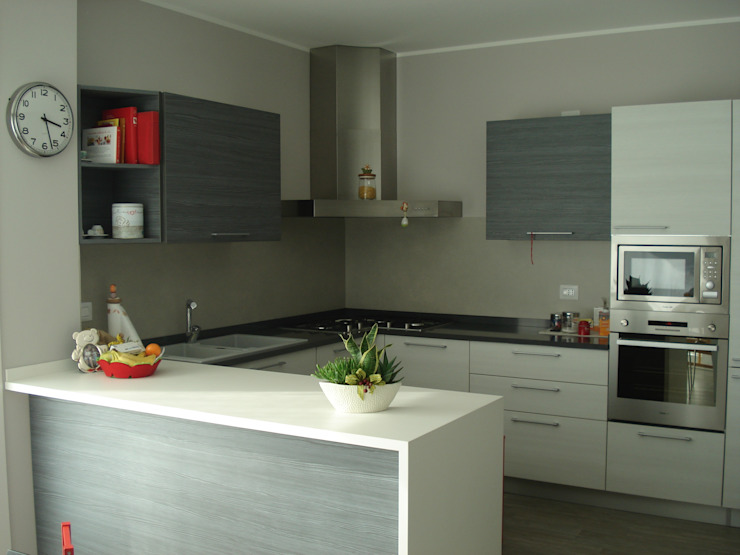 Modern kitchen by Marlegno Modern