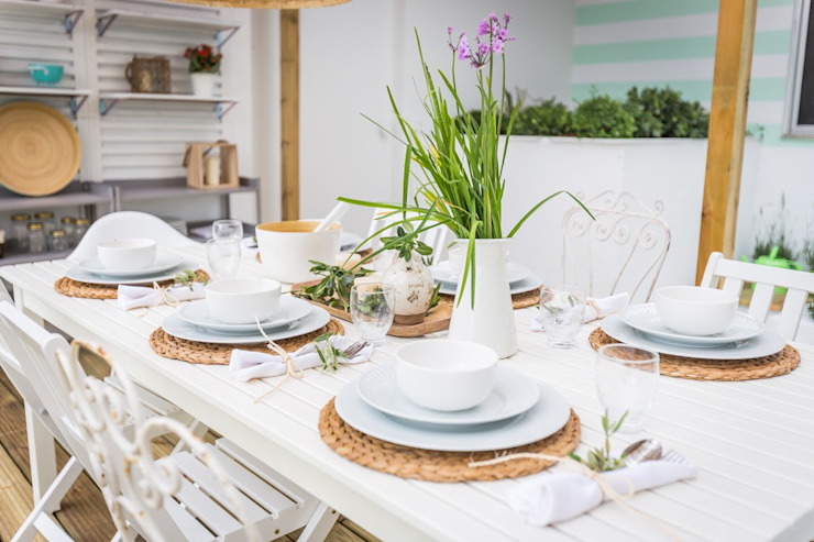 Garden by homify, Scandinavian