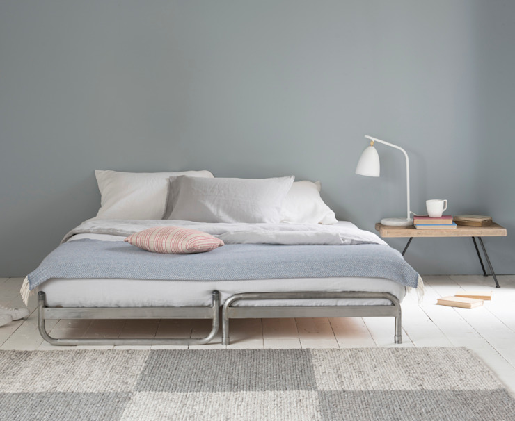 Digs daybed : scandinavian  by Loaf, Scandinavian Metal