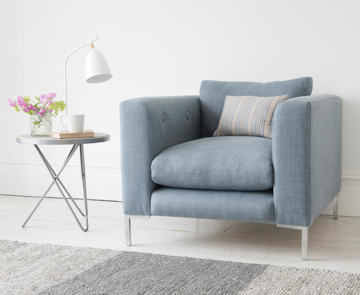 Rockstar armchair Loaf Living roomSofas & armchairs Cotton Blue