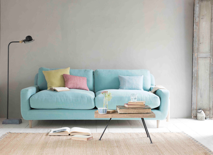 Snuggalump sofa Loaf Living roomSofas & armchairs Textile Turquoise