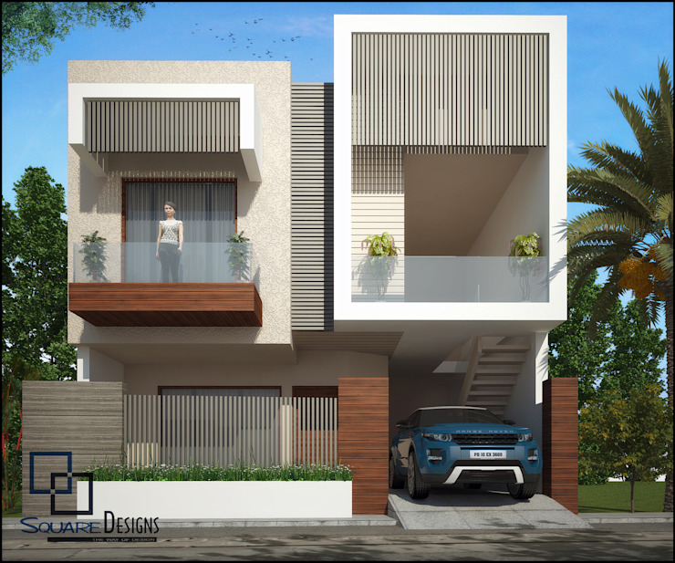 3d view with all details by Square Designs
