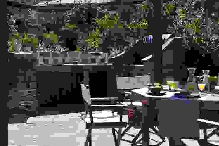 Giardini Giordani Garden Fire pits & barbecues Tiles