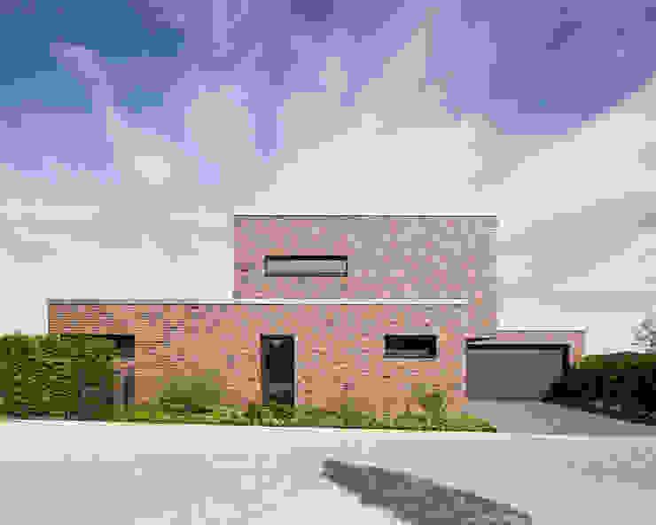 Philip Kistner Fotografie Modern houses Bricks Brown